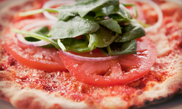 Pancoast Pizza - Downtown Walnut Creek: $10 for $20 Worth of Pizza, Salads, and Hoagies at Pancoast Pizza