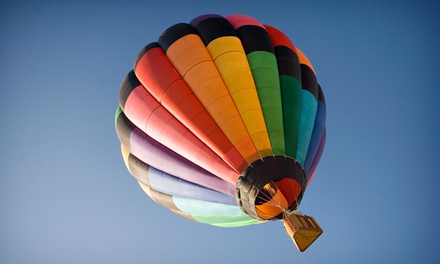 Hot Air Balloon Ride for One, Two, or Four at Balloon Quest (Up to 51% Off). Six Options Available.
