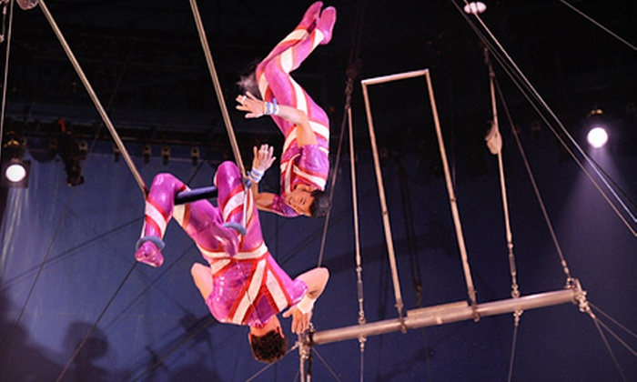 Big Apple Circus - Lake George: $20 for Big Apple Circus Performance at Charles R. Wood Park in Lake George (Up to $40 Value). 10 Shows Available.