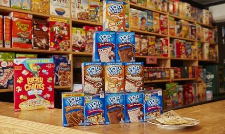 Menú con batido y pop-tart o bol de cereales con leche y batido desde 7,75 € en Cereal Hunters Cafe