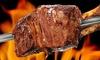 Lido di Cadenabbia - Infinity Pool: Menu brasiliano con churrasco illimitato di carne e pesce più calice di vino al Lido di Cadenabbia (sconto fino a 76%)