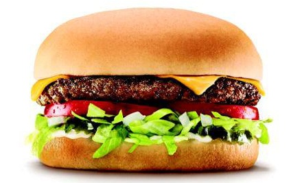 Sonic Cheeseburgers with Medium Fries for Three or Five at Sonic Drive-In (Up to 48% Off)