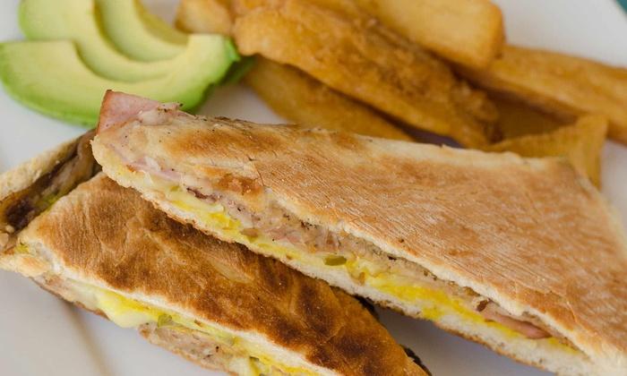 Cuba de Ayer Restaurant - Burtonsville: Cuban Cuisine and Drinks for Lunch or Dinner at Cuba de Ayer Restaurant (Up to 50% Off)
