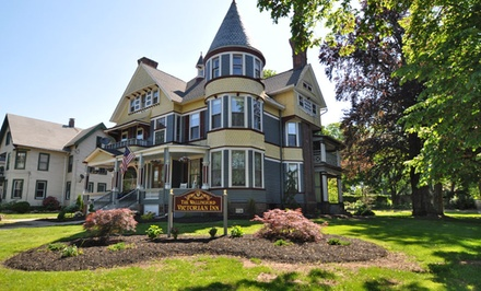 Groupon Deal: 1-Night Stay for Two in a Suite at The Wallingford Victorian Inn in Wallingford, CT. Combine Up to 2 Nights.