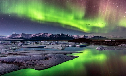 ✈ Iceland: 25 Nights at a Choice of Hotels with Flights, Northern Lights Tour and Option for More Tours*
