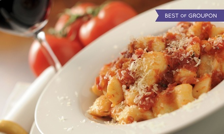Tuscan Cuisine, Neapolitan Pizza, and Drinks for Lunch or Dinner at Arezzo Ristorante (Up to 40% Off)