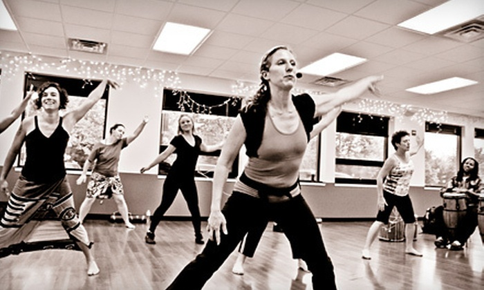 World Dance Workout - Burns Park: $35 for 10 World-Dance Fitness Classes at World Dance Workout ($100 Value)