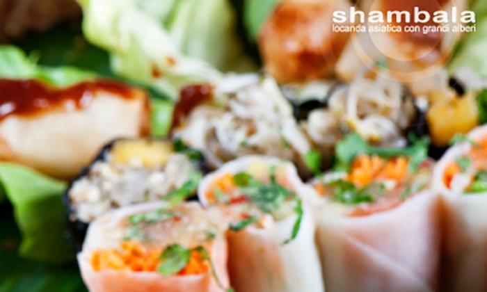 Vino thai menu