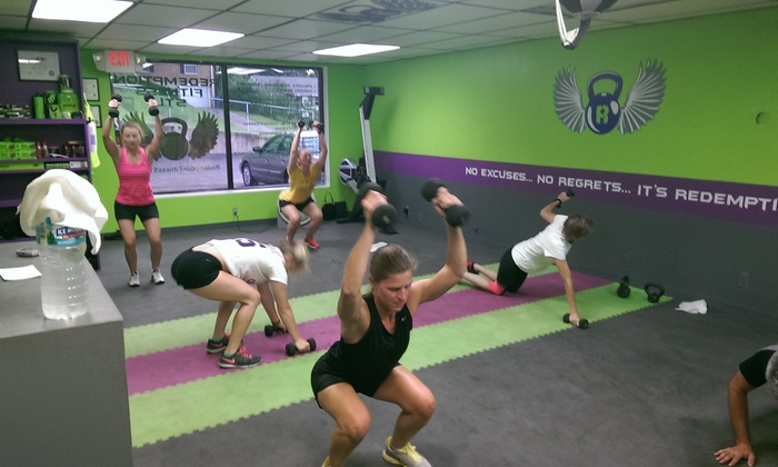 Redemption Fitness STL - Redemption Fitness STL: $99 for $320 Worth of Personal Training — Redemption Fitness STL