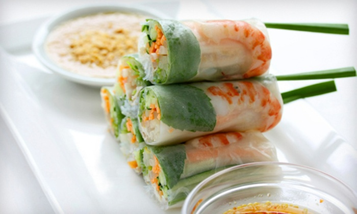 Sen Bistro - Santa Ana: Vietnamese Cuisine at Sen Bistro (Up to 60% Off). Three Options Available.