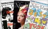"""""""New York"""" Magazine: One- or Two-Year Subscription to """"New York"""" Magazine (Up to 53% Off)"""
