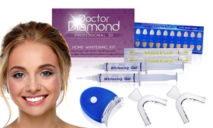 Dr. Diamond Professional 3D At-Home Teeth-Whitening Kit at Dr. Diamond Professional 3D At-Home Teeth-Whitening Kit, plus 9.0% Cash Back from Ebates.