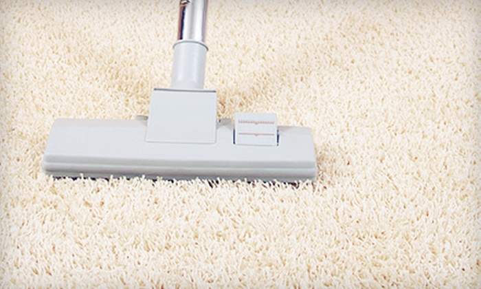 CWP Cleaning With Pride, Inc - Little Rock: Carpet Cleaning for Three, Four, or Five Rooms from CWP Cleaning With Pride, Inc. (Up to 55% Off)