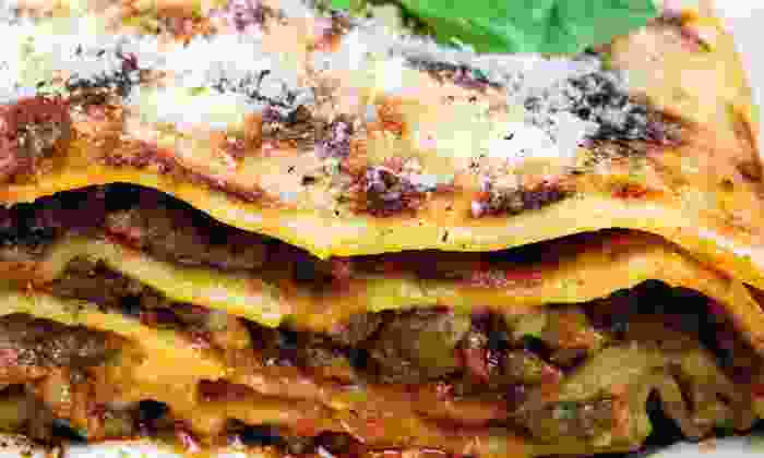 Mama Mia's Italian Eatery - Niagara Falls: Italian Dinner for Two or Four at Mama Mia's Italian Eatery (43% Off)