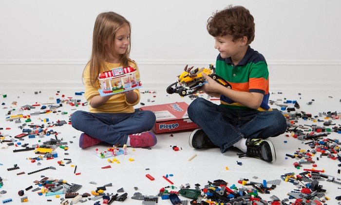 Pleygo: $10 for a Two-MonthLEGOSubscription Membership from Pleygo ($50 Value)