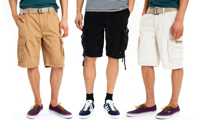 Unionbay Men's Cargo Shorts: Unionbay Men's Cargo Shorts