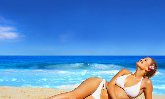 Tanning Goddess - Dallas: $30 for $55 Worth of Services — Tanning Goddess