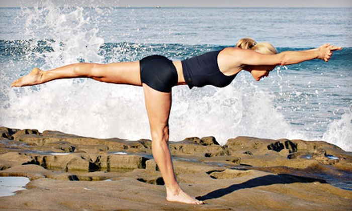 Bikram Yoga La Jolla - Village: 10 Drop-In Yoga Classes or Two Months of Unlimited Classes at Bikram Yoga La Jolla (Up to 78% Off)