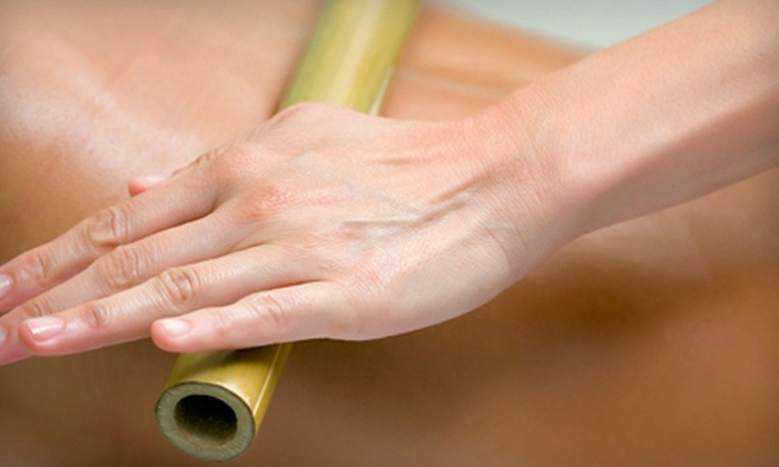 Scents & SenseAbilities - High Point: $45 for a 90-Minute Full-Body Bamboo Massage at Scents & SenseAbilities in High Point ($95 Value)