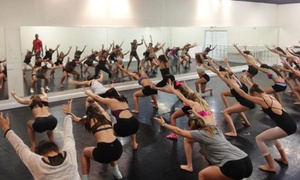 Dance Empire of Miami: $100 for One Month of Weekly Dance Classes at Dance Empire of Miami ($200 Value)