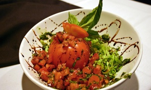 Bascetti's Italian Grille: Italian Tasting Menu for Two or Four at Bascetti's Italian Grille (Up to 54% Off)