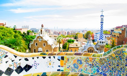 ✈ Barcelona: 2 or 3 Nights at a Choice of Hotels with Return Flights*