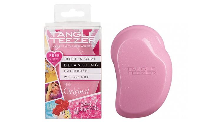Disney Princess Tangle Teezer Groupon Goods