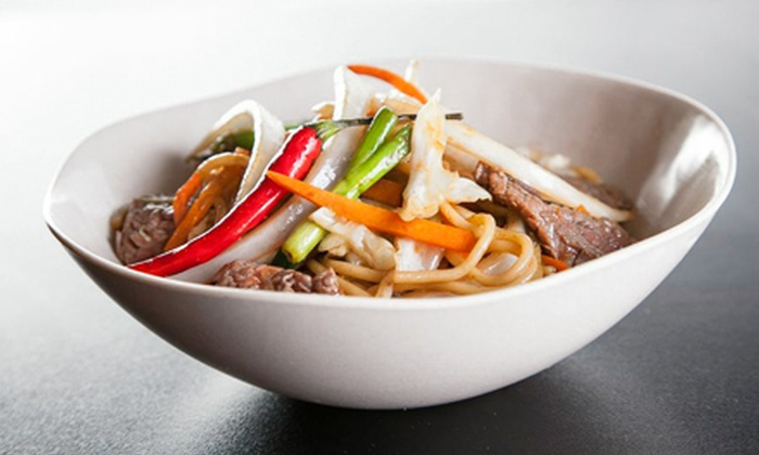 Kapao! Asian Kitchen - Ashburn: Asian Dinner for Two or Four at Kapao! Asian Kitchen (Up to Half Off)