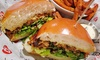 Dirty Burger - Plainview - Dirty Burger: Burger Meal for Two or Four at Dirty Burger (Up to 51% Off)