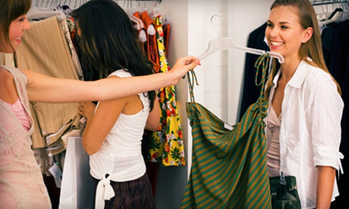 Source Clothing Company - North Naples: $13 for $25 Worth of Women's Clothing at Source Clothing Company