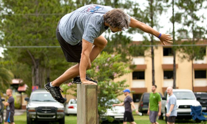 Gorilla Gauntlet Games - Tigertown / Joker Marchant Stadium: Regular or Silverback Obstacle Course Entry for One or Two to the Gorilla Gauntlet Games on October 5 (Up to 51% Off)