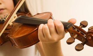 My Violin Studio: $54 for $90 Worth of Music Lessons — My Violin Studio