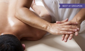 The Massage Center of Lakeland: One or Two Swedish, Deep-Tissue, Hot Stone, or Hot Towel Massages at The Massage Center (Up to 58% Off)