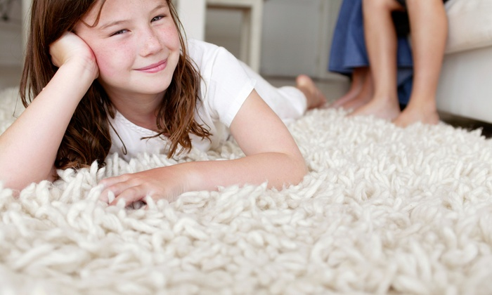 United Pro Clean - Central Baltimore: $59 for Carpet SteamCleaning from United Pro Clean ($199 Value)