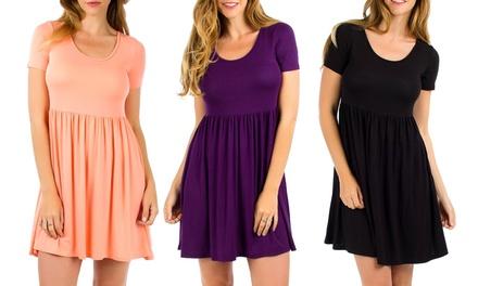 Women's Summer Shirt Dress