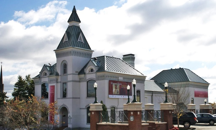LaGrange Art Museum - LaGrange: One-Year Individual or Family Membership to the LaGrange Art Museum (Up to 61% Off)