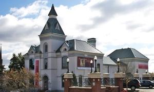 LaGrange Art Museum: One-Year Individual or Family Membership to the LaGrange Art Museum (Up to 61% Off)