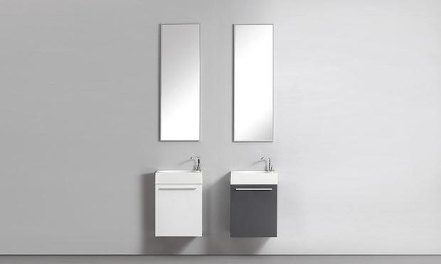 meuble de salle de bain groupon shopping