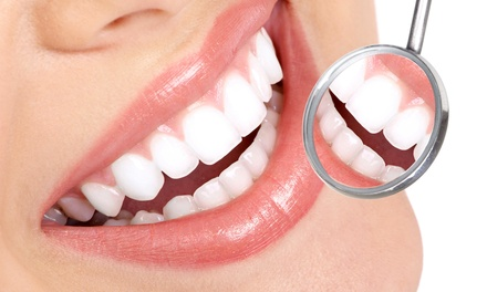 $54 for a Dental Exam, X-Rays, and Cleaning from Eric W. Day III, DDS ($364 Value)