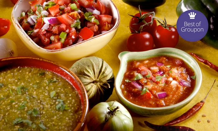 My Nana's Best Tasting Salsa Challenge - Steele Indian School Park: Visit for Two to My Nana's Best Tasting Salsa Challenge on Saturday, March 8 (50% Off)