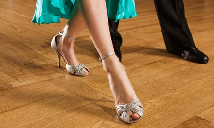 $20 for Six Dance Classes at Simply Ballroom ($48 Value)