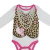 Cutie Pie Baby Girl Bodysuits