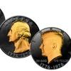 Black Ruthenium 1976 Bicentennial 40th Anniversary U.S. Coins