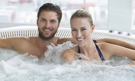 Spa Day for Two or Four at Holiday Inn Doncaster