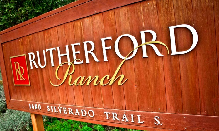 Rutherford Ranch Winery - Saint Helena: Wine and Chocolate Pairing for Two or Four at Rutherford Ranch Winery in St. Helena (Up to 57% Off)