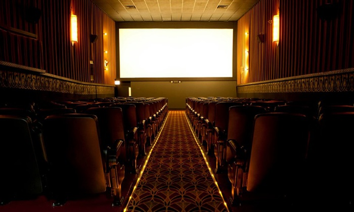 The Logan Theatre - Logan Square: $14 for a Movie for Two with Popcorn at The Logan Theatre ($20.50 Value)