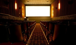 The Logan Theatre: $12 for a Movie for Two with Popcorn at The Logan Theatre ($22.50 Value)