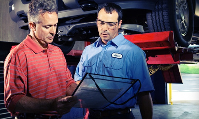 State Radiator & Automotive - State Automotive of Utah: $24 for a State-Required Vehicle Inspection, Emissions Test, and Sticker ($48 Value)