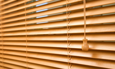 $99 for C$250 Worth of Custom Window Treatments from Saskatoon Custom Blinds