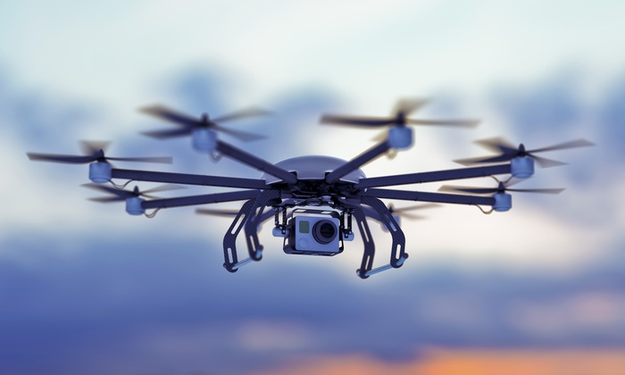 National Drone School: Online UAV Flight-Training Course with Certificate from National Drone School ($199 Value)